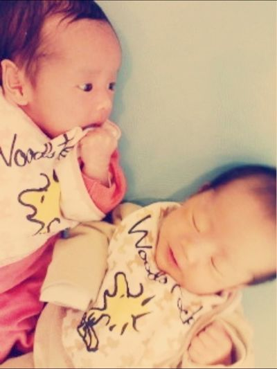 Children Twins 子供 双子