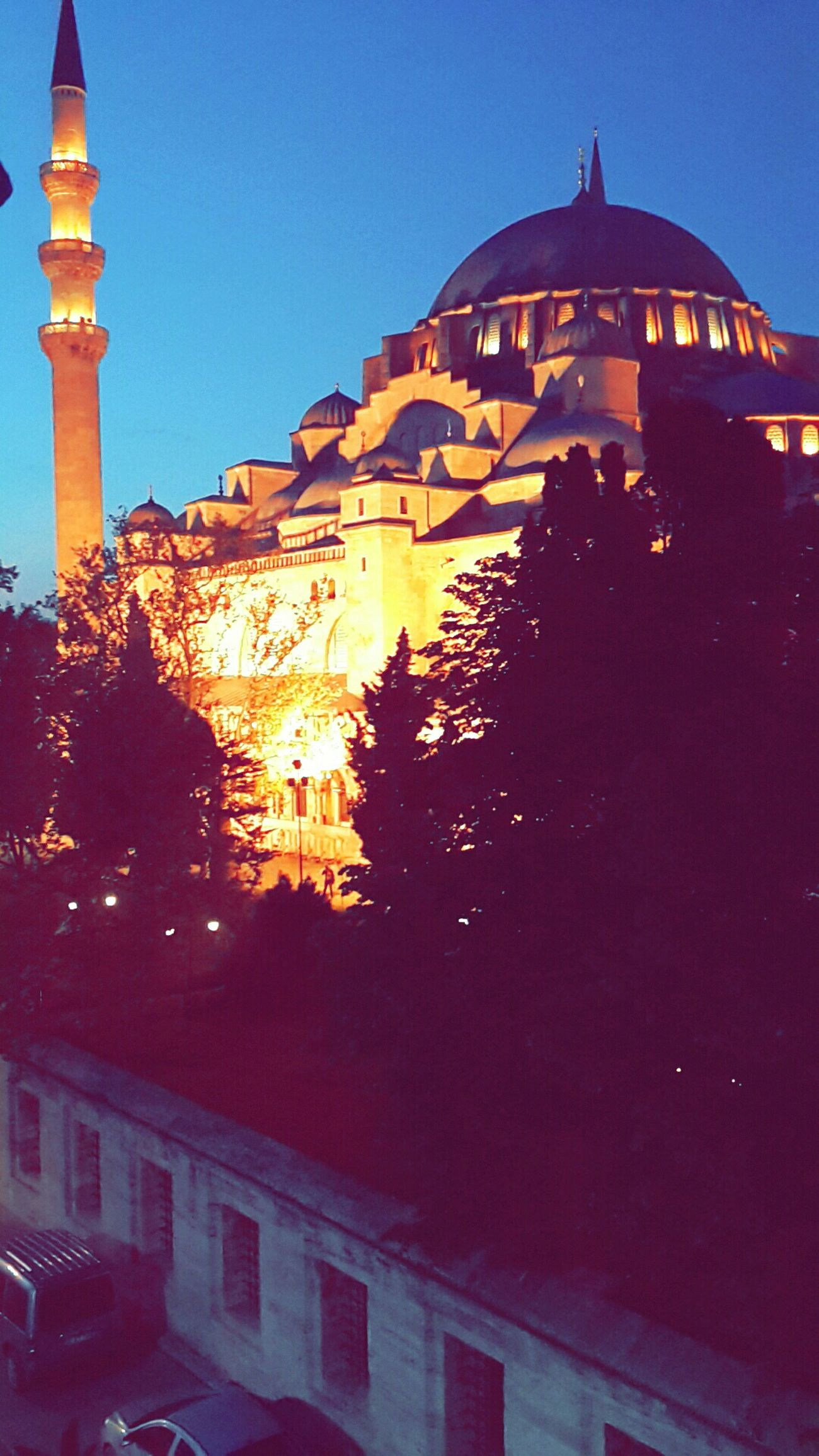 Yedi saray kurdum yedi tepede 3.Saray Suleymaniye Mosque Iu