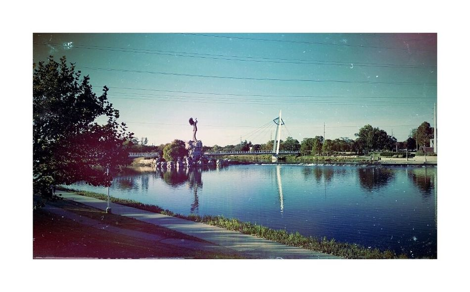 Wichita Wichita Kansas  Indians  Native American Indian Lake
