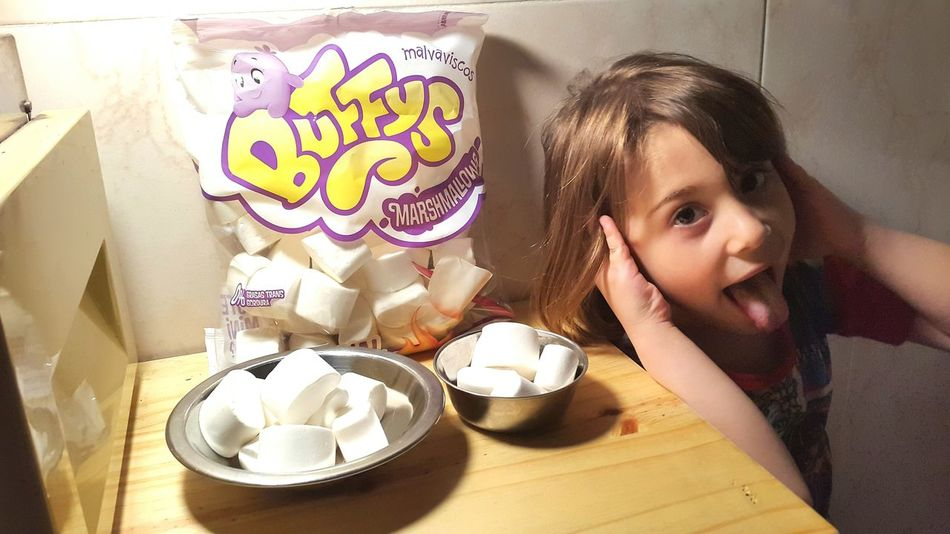 Martindh_fotografía Sweet Things Candy Golosinas Marshmellow Marshmallow Marshmallows Malvaviscos Kids Being Kids