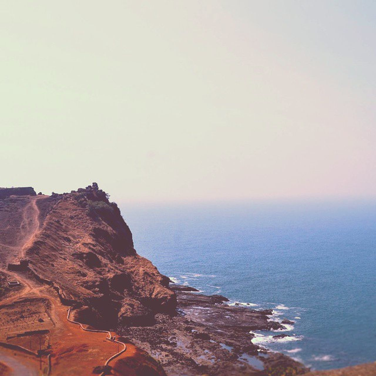 Sea Feelingblue Bhagvatiport Kokan MyClick Kokanacha_nisarga