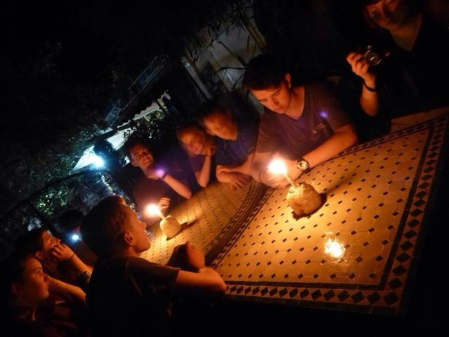 By candlelight Tadaa Community Happy Expedition Kids Candle Light