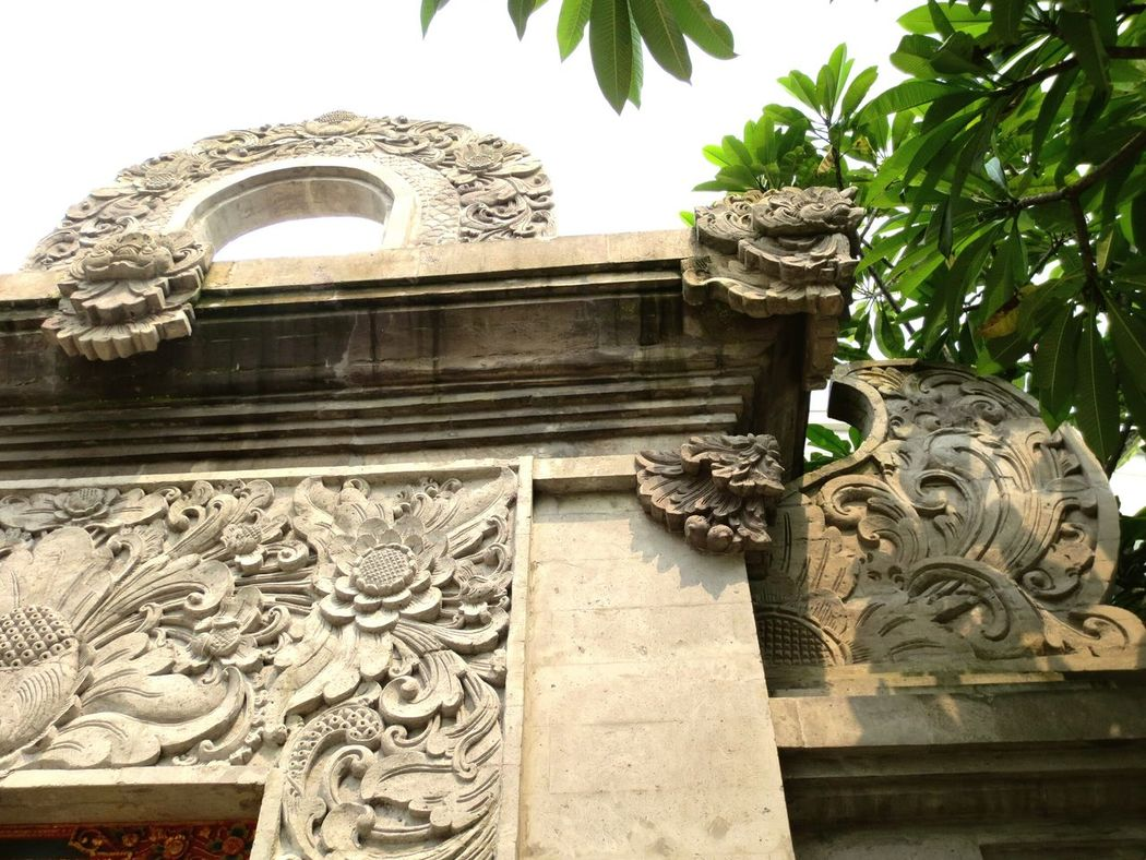 piece of arts Hidden Gems  From My Point Of View ArtWork Carved Stones Balinese Culture Traditional Culture Nature Textures The Living World Alam Sutera