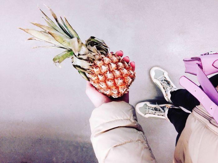 Что всегда меня радует🍍💚 Pineapple