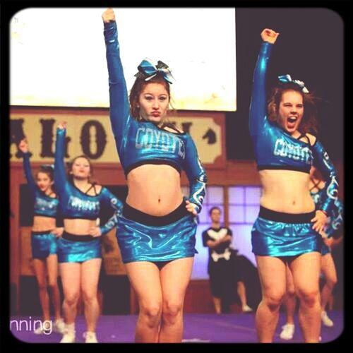 Cheer on!!♡ fierce pack