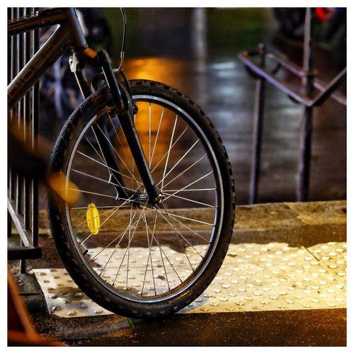 Street_focus_on Bikes Bike Velo Paris Close-up Nightphotography Night Lights Fujifilm Fujinon 60mm Close-up Macro_collection