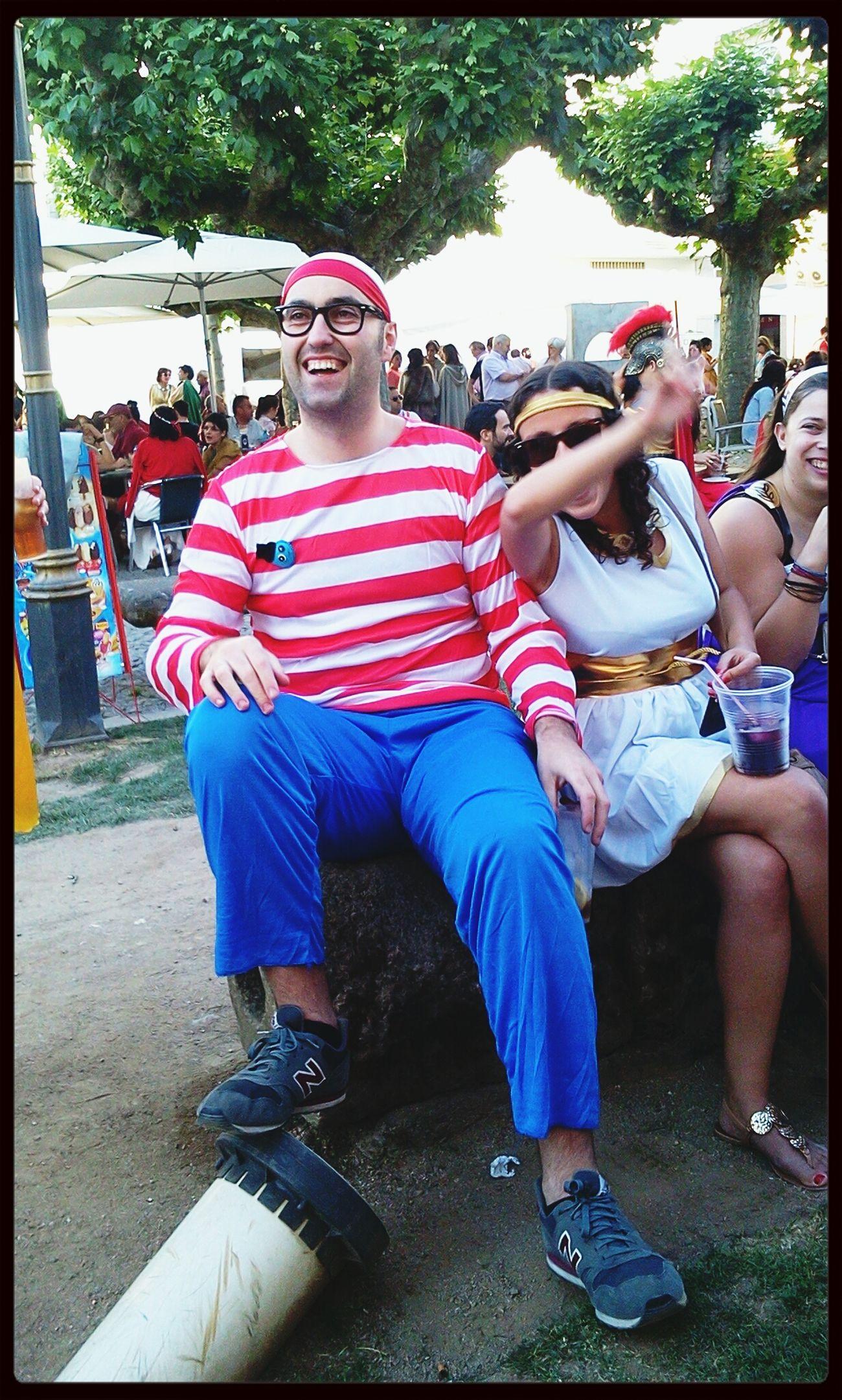 Wally! Encontré a Wally! Arde Lucus EyeEm Meetup ARDE LUCUS Where's Wally? Customs