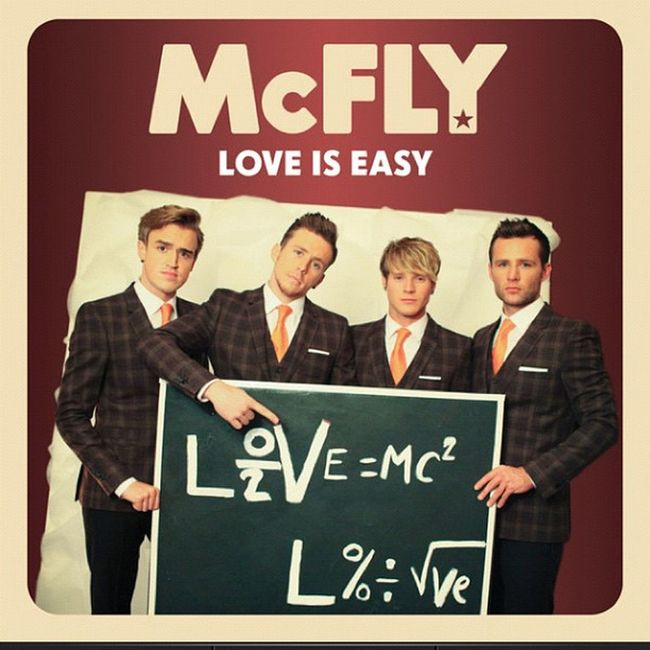 ❤?❤ Mcfly Loveiseasy Lovethissong Music