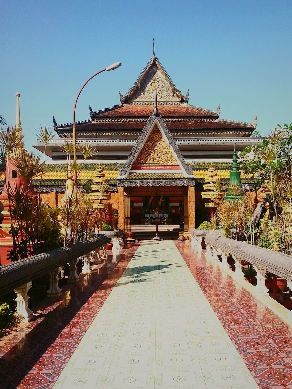One of the first places we visited on a photo walk in Siem Reap. Gorgeous! Tglcambodia Thegivinglens Temple