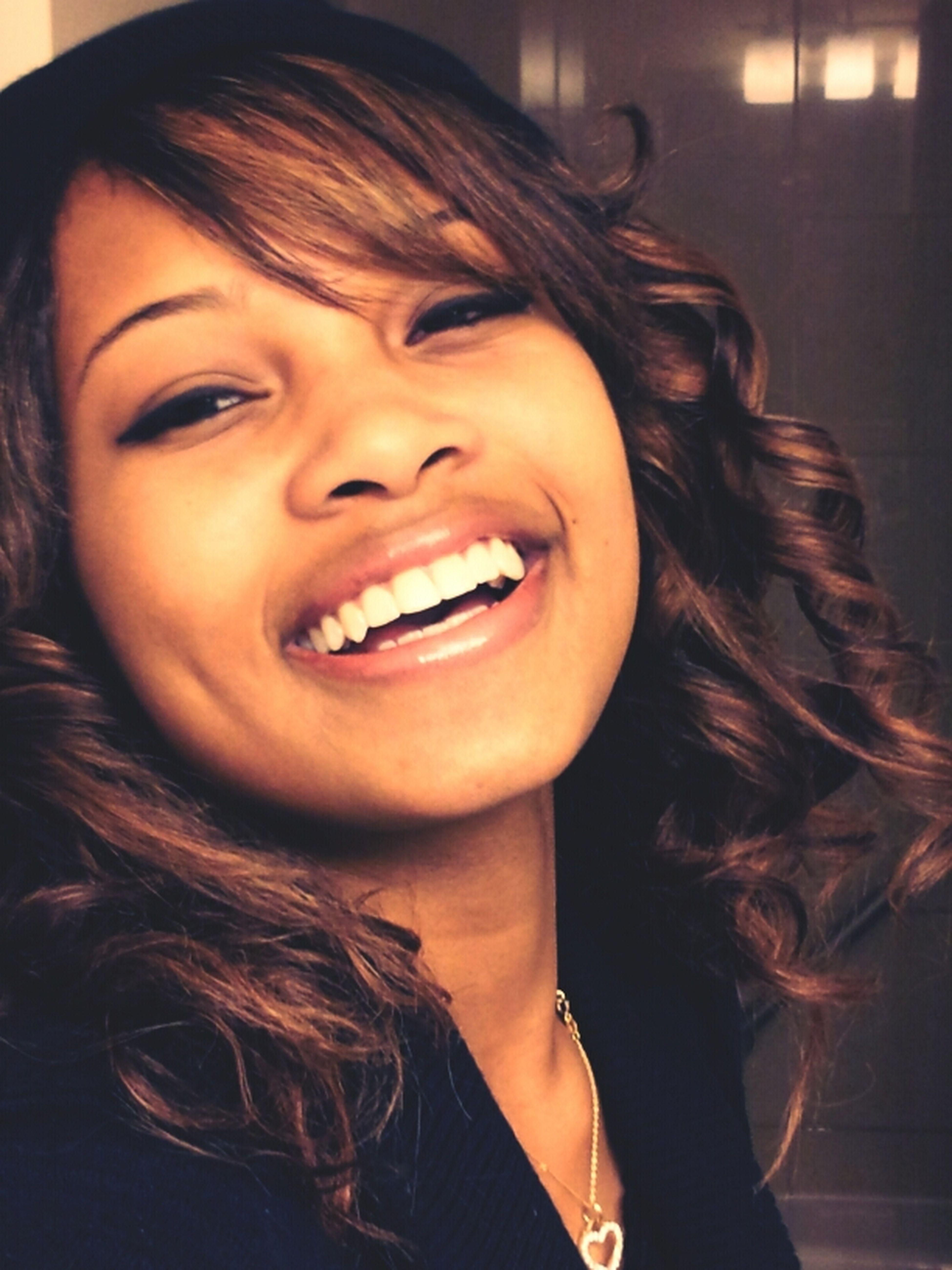 mmm, smile.