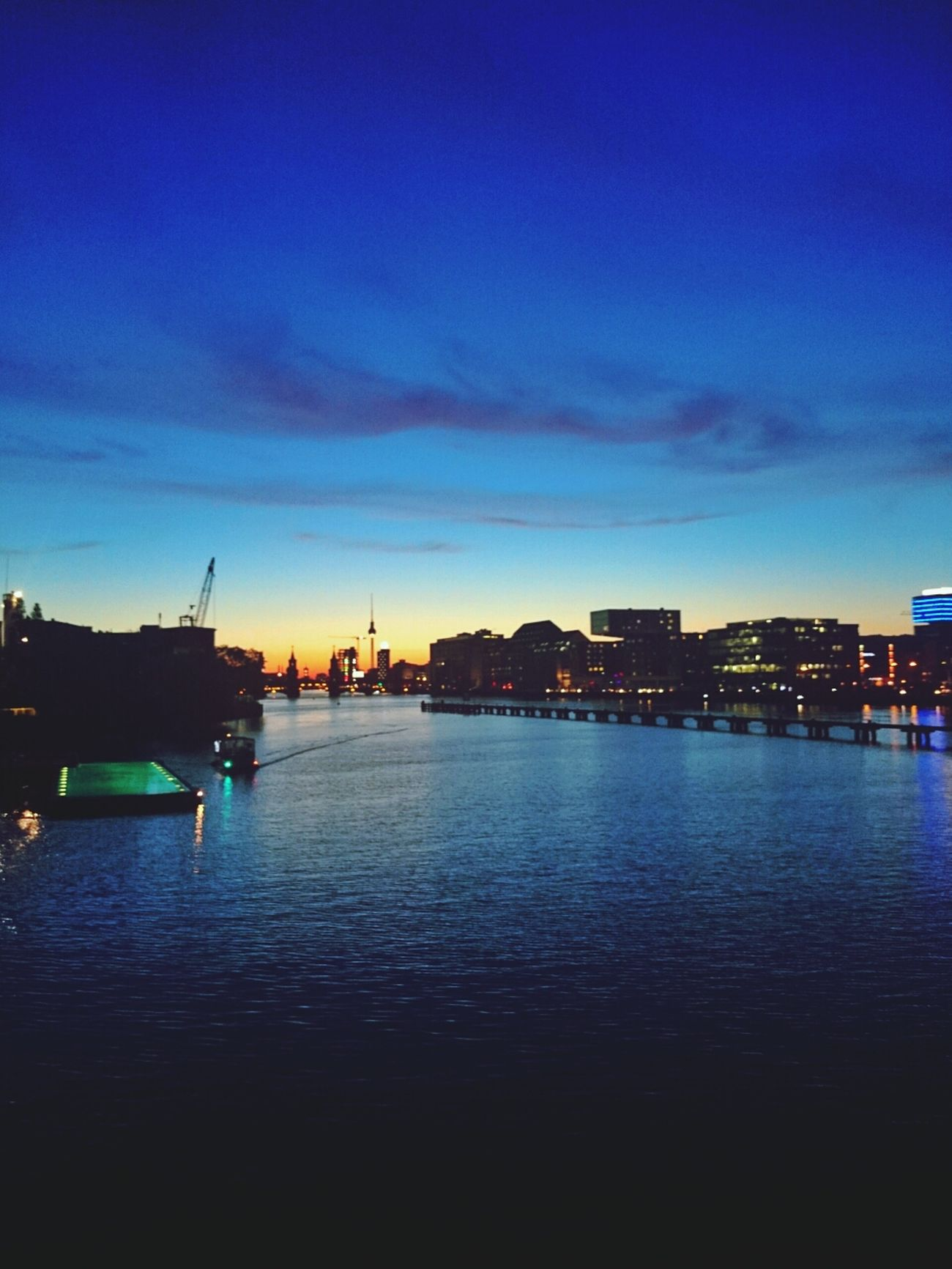 cheers @ sundown... Blue Hour after Sundown ... Cityscapes EyeEm Best Shots
