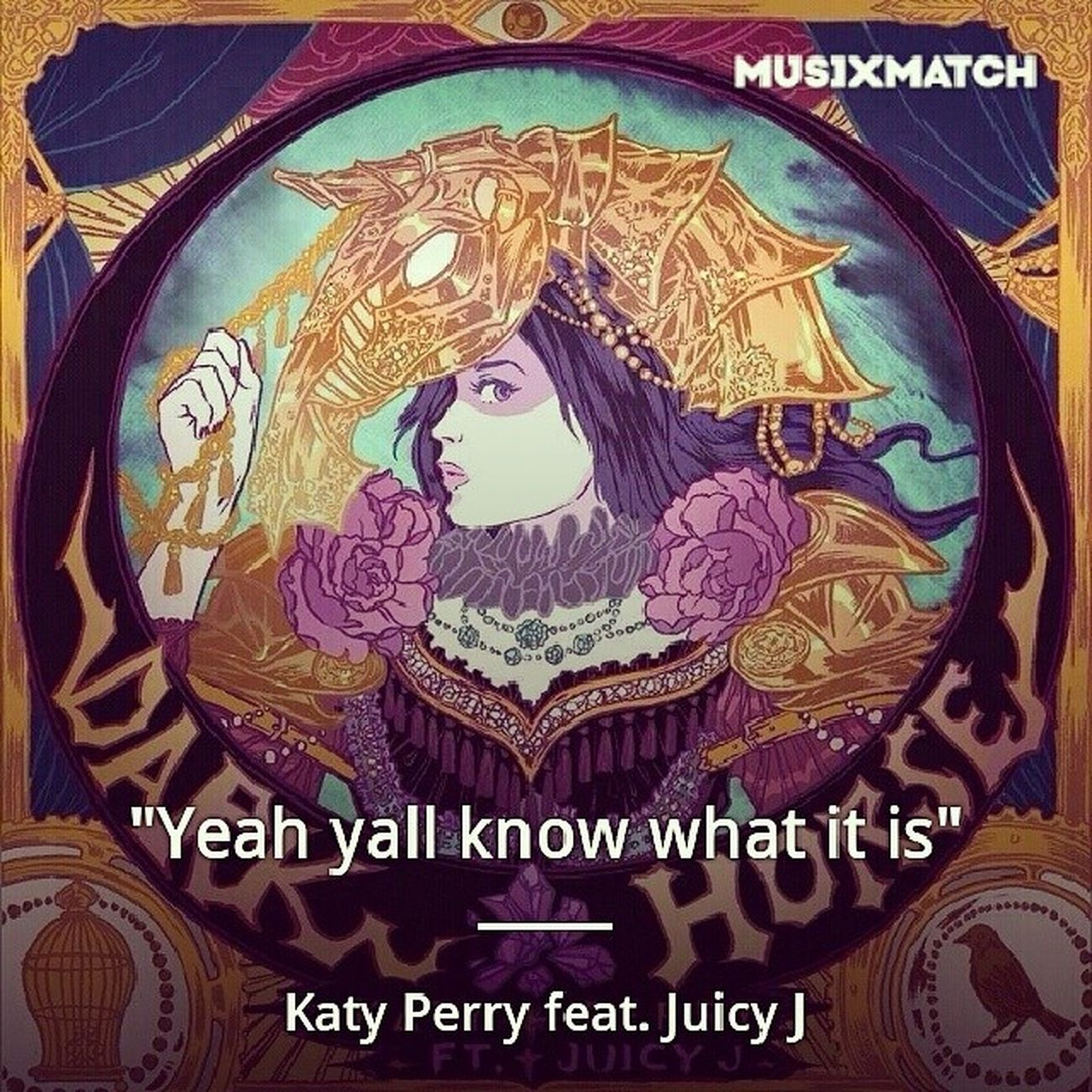Darkhorse Katyperry JuicyJ Addictive Song Music Groove