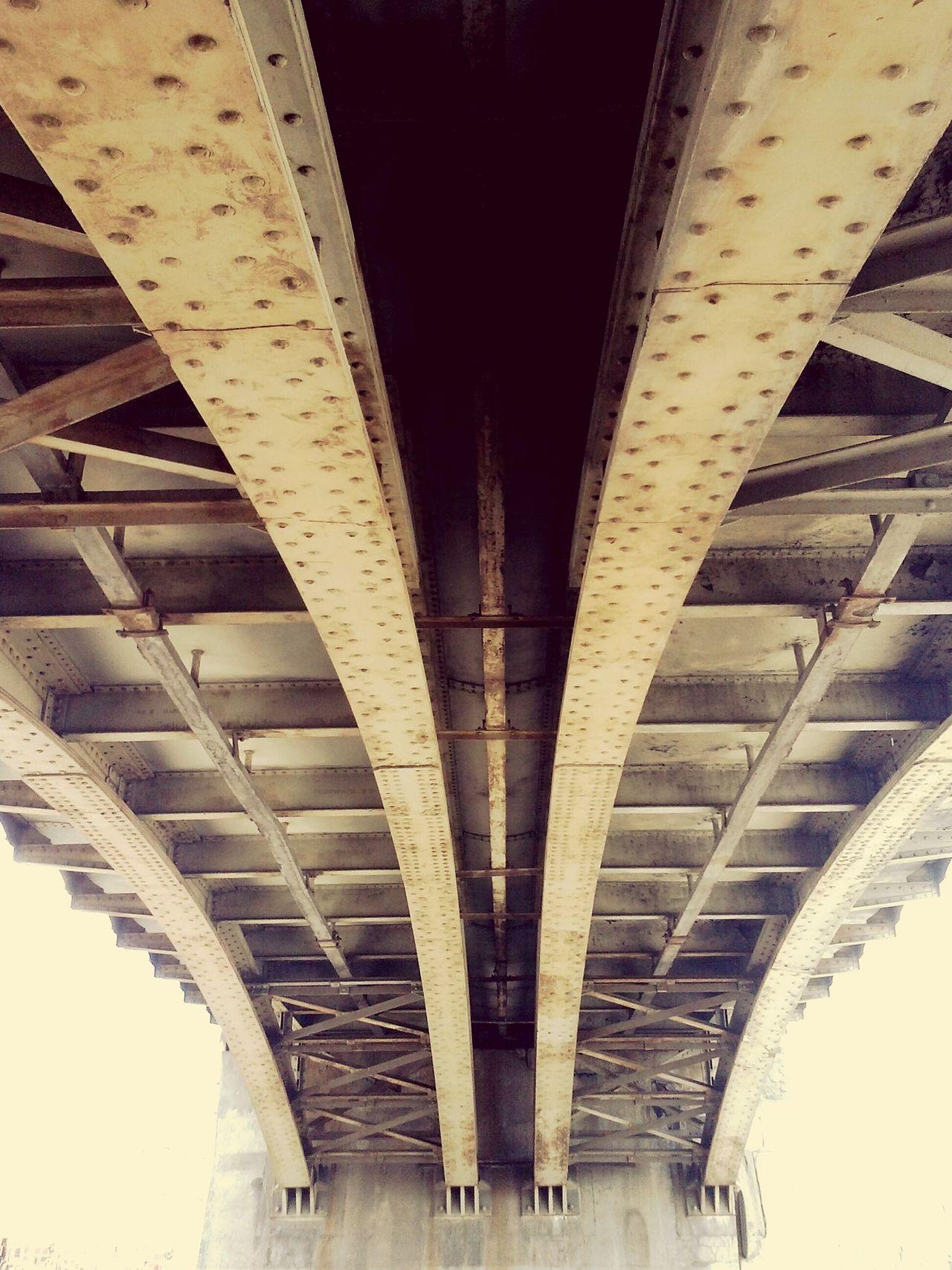 Ponte Travi Ferro Viti & Bulloni