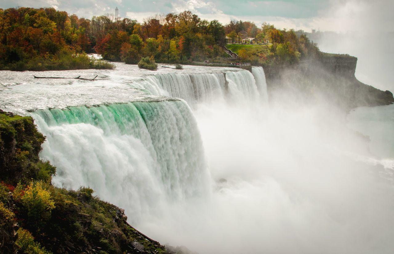 IG: Memxries Waterfall Water Environment Power In Nature Beauty In Nature Nature_collection Nature Nature Photography Niagara Falls New York Naturelovers Nikonphotography River Cliff Nikon Photography Photooftheday DSLR Blue Motion Outdoors Scenics Scenery Travel Travel Destinations