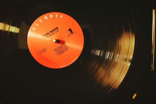 Vinyl Vinyl Records Vinyl Record Turn Table Pink Floyd Records Record Player Light And Shadow Nikon D3200