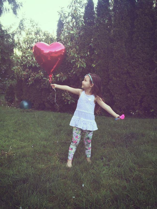 April Aprilbirthdays Jada Redballoon Balloon Juicy 4thBirthday Birthday