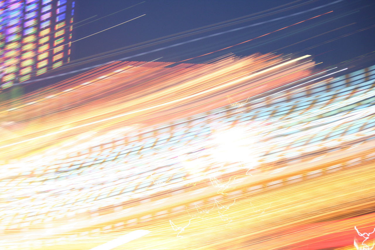 Abstract Backgrounds Blurred Motion Capital Lakefair 2016 Carnival Carnival Lights Carnival Lights Multi Colored City City Life Fair Fairground Attraction Fairgrounds Full Frame Glowing Illuminated Light Light Trail Motion Multi Colored Night No People Olympia Outdoors Sky Fine Art Photography