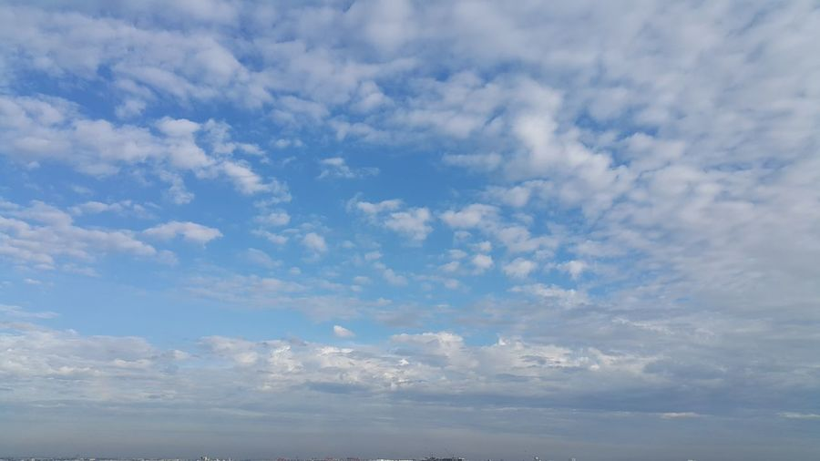 Clouds after rainy storm. After Storm Backgrounds Beauty In Nature Clean Clear Climate Cloud - Sky Cloudscape Day Environment Freedom Fresh Heaven Joyful Low Angle View Nature No People Outdoors Ozone Purity Scatter Cloud Scenics Sky Space Tranquility