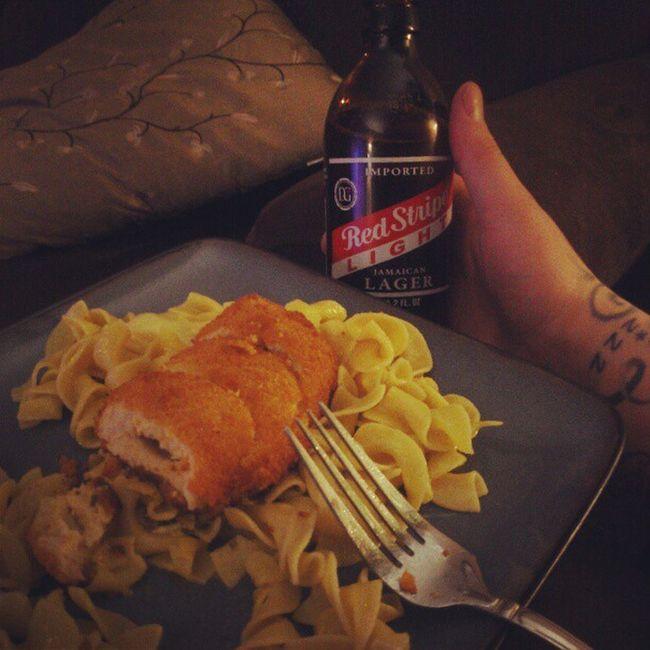Beer Redstripe Dinner Fyfnation