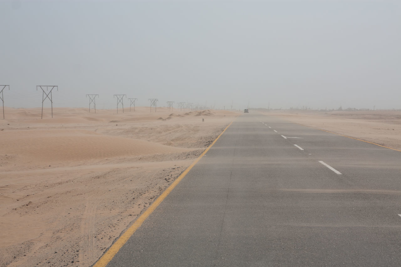 Beautiful stock photos of road, Arid Climate, Day, Desert, Electricity Pylon