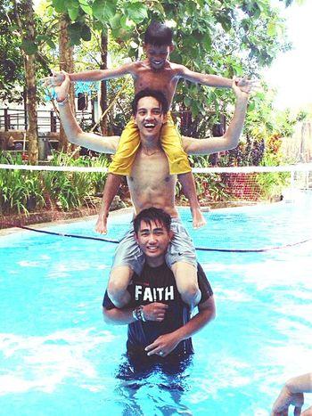 Friendship Triple Trouble Poolday