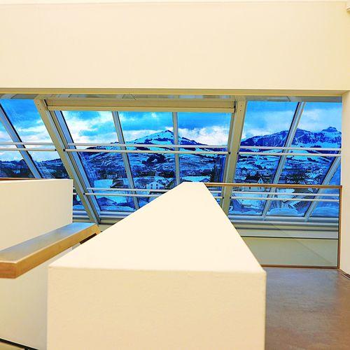 5/11~~~~~ Arthall-Kunsthalle-Ziegelhütte Appenzell Switzerland Look The Next Pic ! ~~~~~