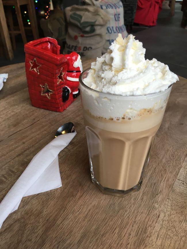 Mocha Coffee Whippedcream