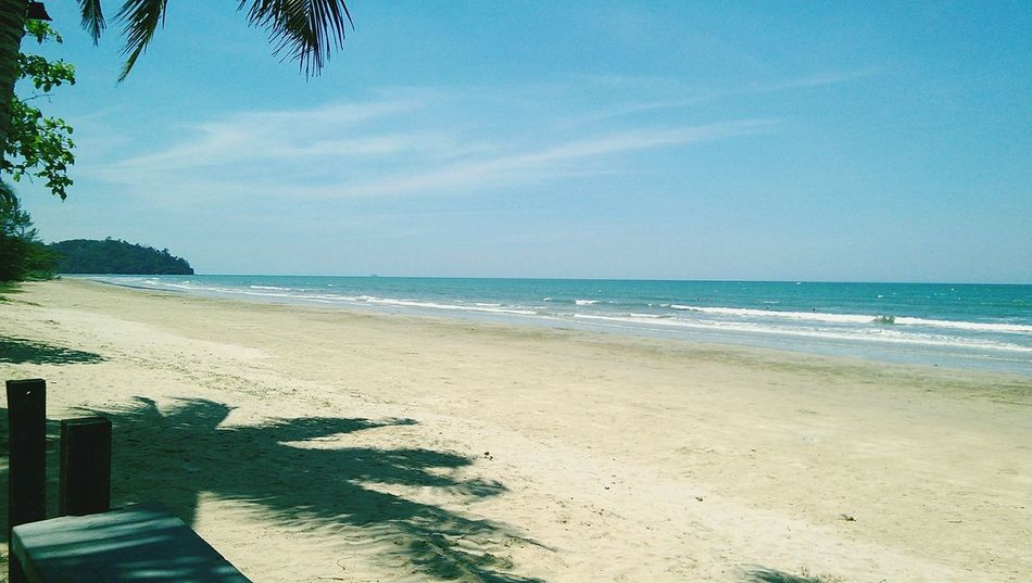 Here for an event. But the View is just to die for. Beautiful View Beachphotography Calming Blue Ocean