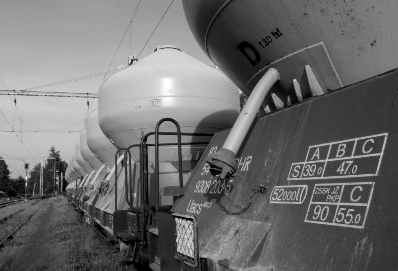 Cargo Railroad