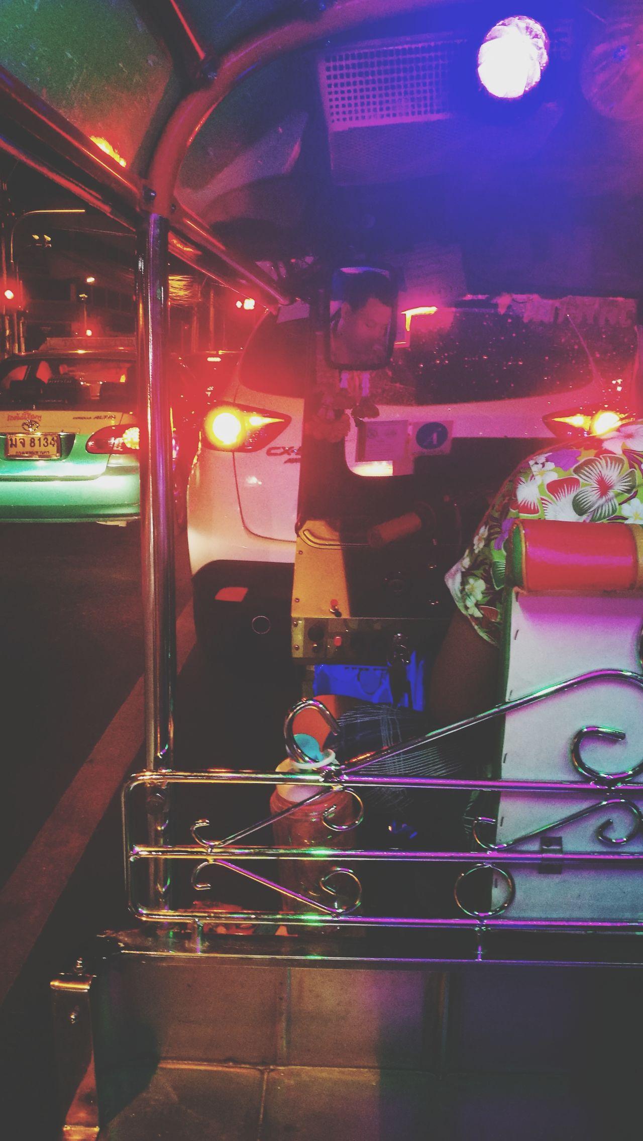 Tuktuk Thailand Nightlife Songkran Festival Songkran2017 ThailandOnly
