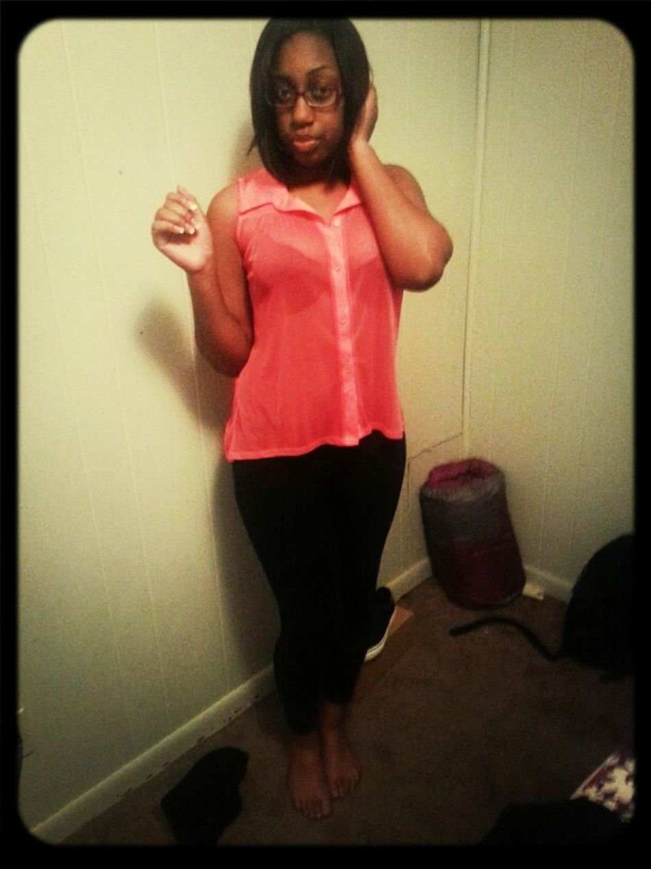 was on my way out Friday night!
