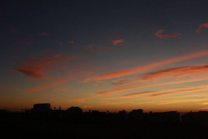 Cabo Polonio Cabo Polonio - Uruguay Sunset Sky Houses Nature Clouds Clouds And Sky