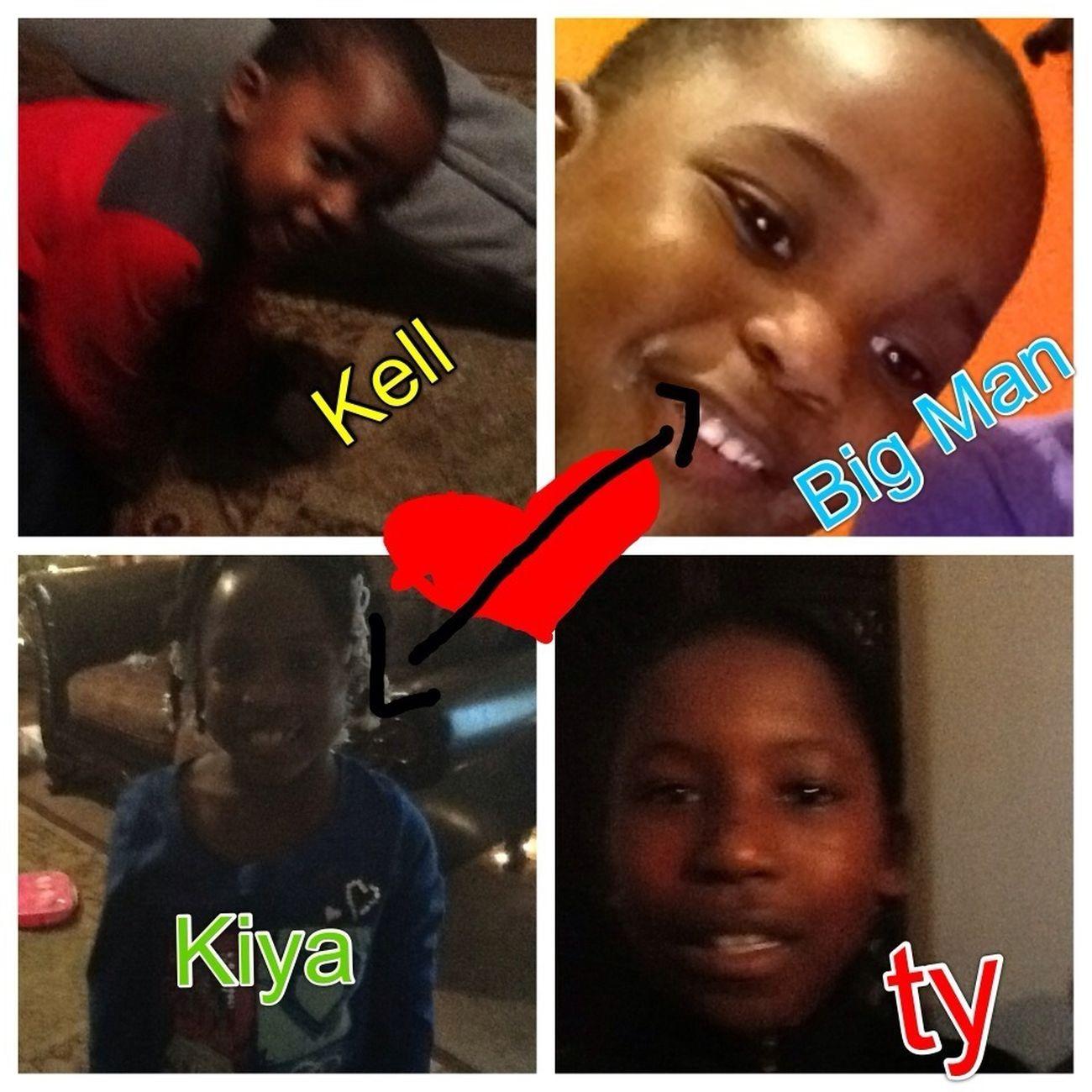 Little cousins Dez days
