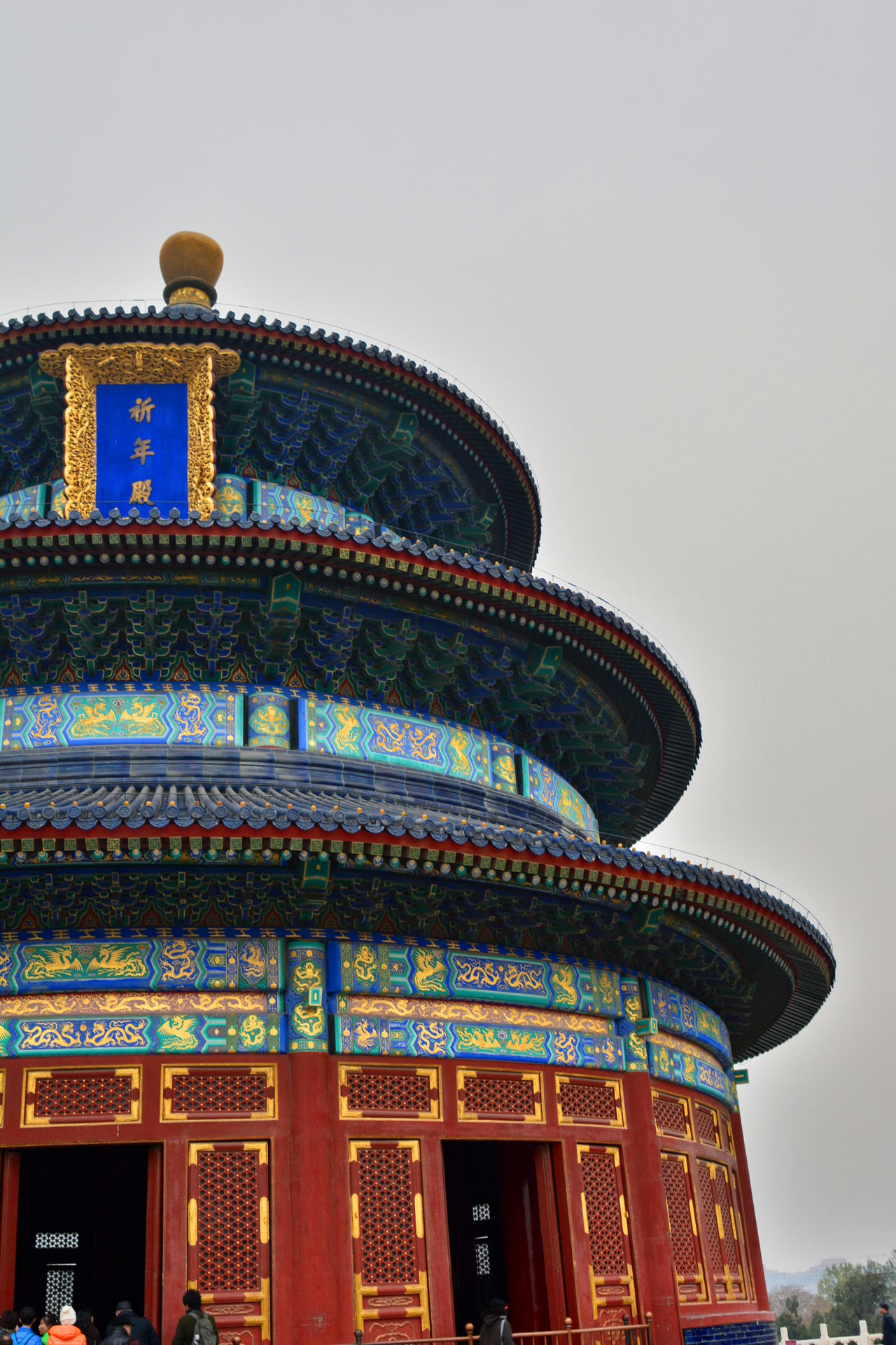 Temple of Heaven Architecture ASIA Beijing Beijing, China Building Building Exterior Built Structure Capital Cities  China Chinese Cultures EyeEm China HDR Historical Building History Multi Colored Outdoors Roof Temple Temple - Building Temple Of Heaven Tourism Travel Travel Destinations