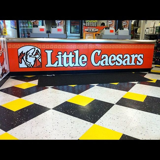 Pizzapizza Littlecaesers