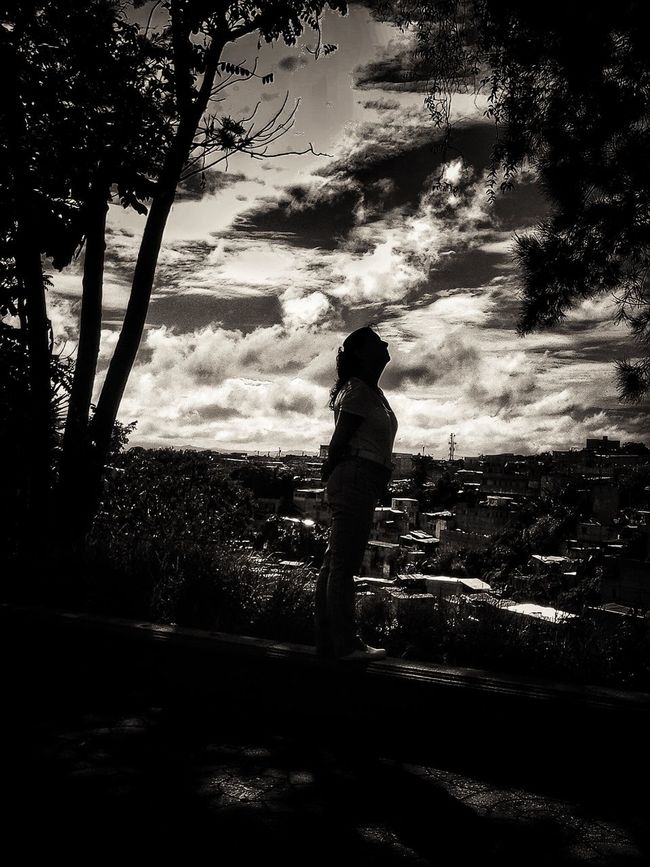 Silhouettes And Shadows Silhouette Collection Silhouette Photography Silhouettes Of People Silhouette And Sky Woman Who Inspire You Woman Of EyeEm Sky And Clouds Sky_collection Sky And Clouds Collection Black And White Black & White Black And White Photography Urban Photography People Photography Monochrome World People And Places Monochrome Popular Photos Black And White Collection  Urban Scene