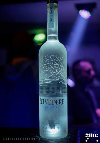 Big belvedere. Bottle Drink Belvedere Vodka Salerno Night Light Sonya99 Sonyalpha Lucidistortephoto Magic Event Love Science Alcohol Drinking Glass Close-up No People Scientific Experiment