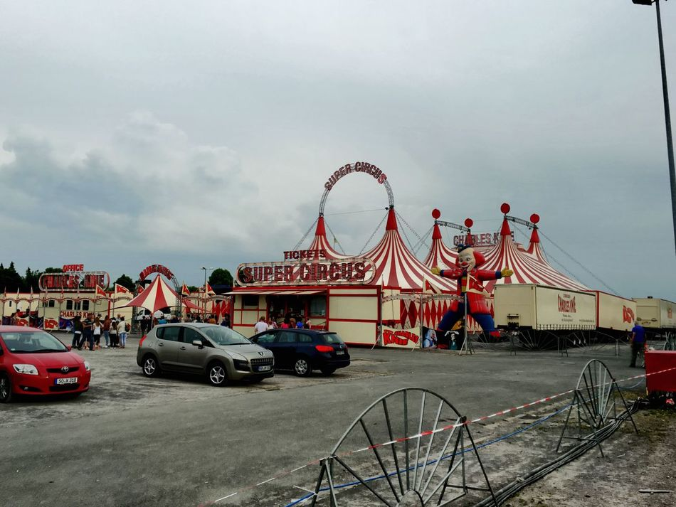 Zirkus. Circus IPhoneography Iphone6splus @fraumitk