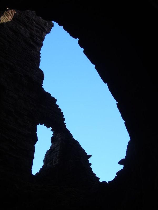 Tantallon Castle Framing Leading Lines Contrast Landscape Colour Scotland Outdoors History Castle