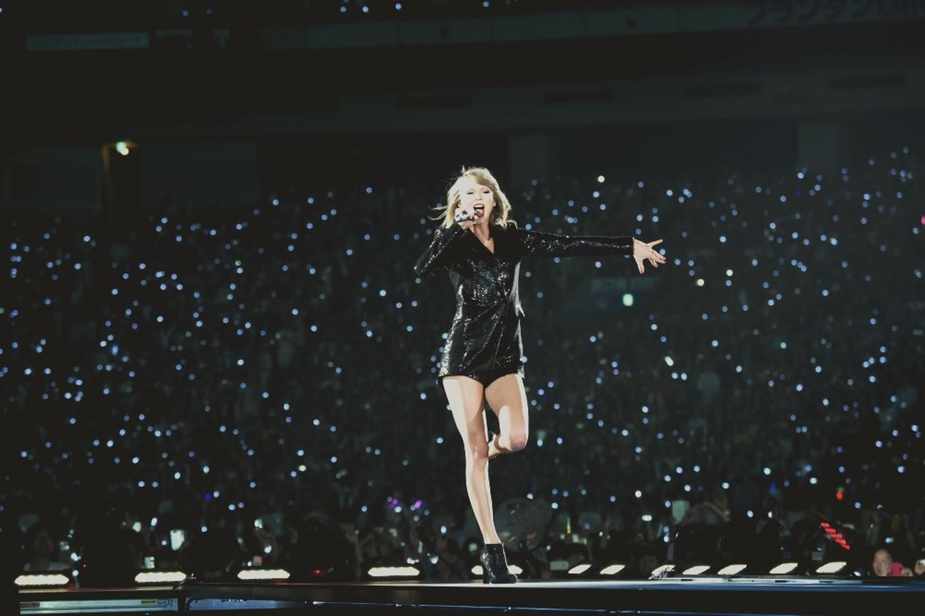 Taylor Swift 1989worldtour Blank Space
