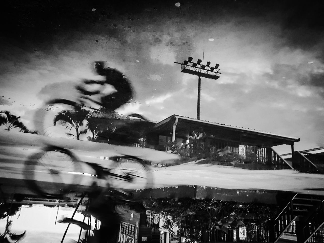Capturing Motion Streetphotography Street Photography Blackandwhite SUVA FIJI ISLANDS