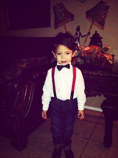 My handsome nephew, Aydan. ♥
