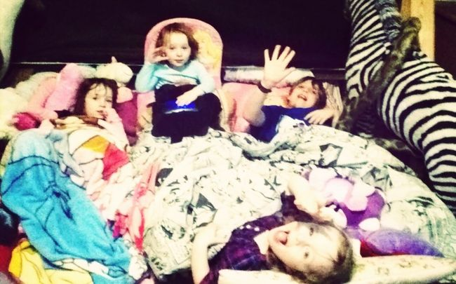 Fort Making.