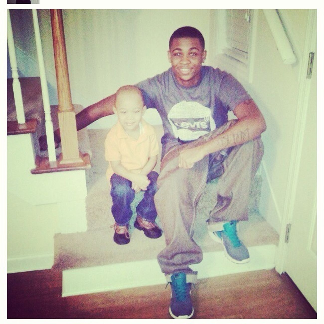 Me & The Lil Guy