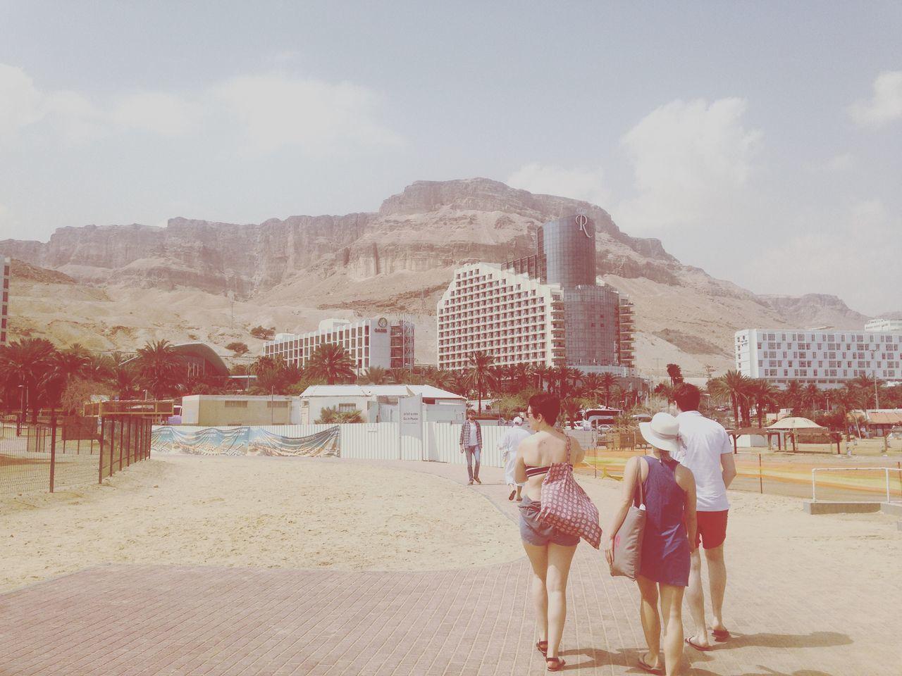Deadsea Deadsea_israel Israel Skyline