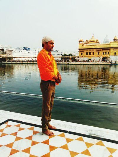 Harmandir sahib Lifestyles Water Famous Place