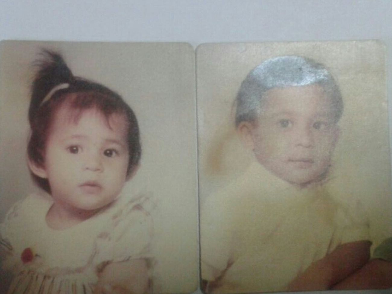 my sister and I. hehehee. :)