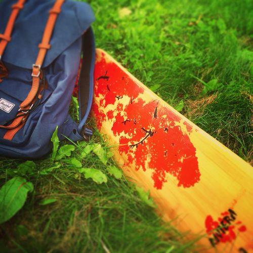 ´ la vie d'autrui se résume à si peu de choses. ' Longboard Longboarding Bag