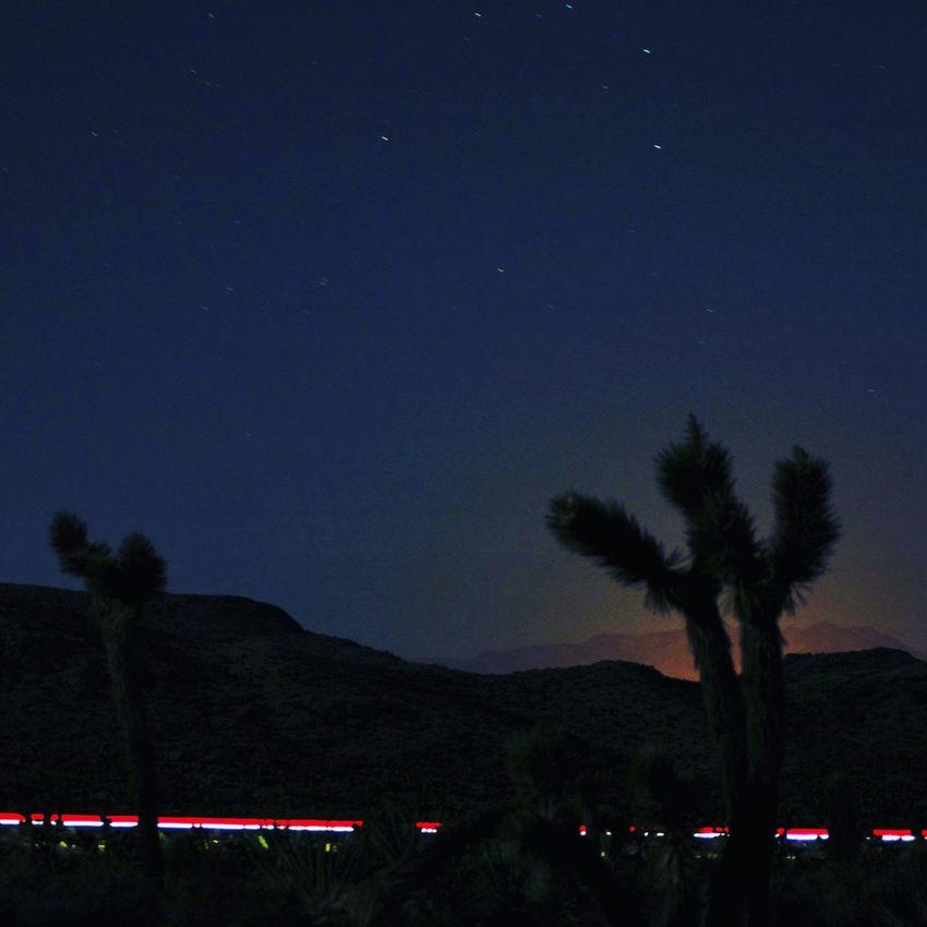 Lee Canyon, Las Vegas glowing in the background Taking Photos First Eyeem Photo Stargazing Nightphotography Nightsky