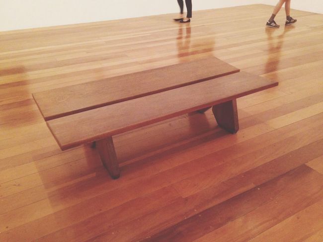 Bench Exhibition